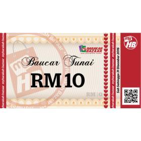 Baucer Tunai RM10