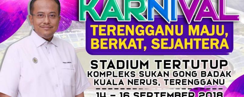 Aturcara Karnival Jualan Muktamar PAS Kali Ke 64