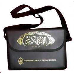 Quran Al Karim uthmani Juz 1-30 Beg/Pvc