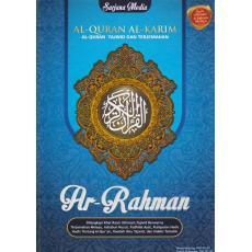 Al-Quran Ar Rahman - Tajwid & Terjemahan