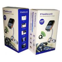 Hijau.fm BT Handsfree car kit with FM transmitter