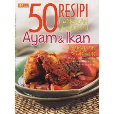 50 Resepi Langkah Demi Langkah - Ayam & Ikan