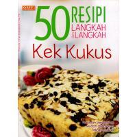 50 Resipi Langkah Demi Langkah Kek Kukus