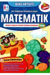 Buku Aktiviti - Matematik (6 Tahun)