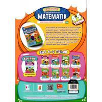 Buku Aktiviti - Matematik (4-5 Tahun)