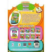 Buku Aktiviti - Pendidikan Islam - Akidah dan Ibadah (4-5 Tahun)