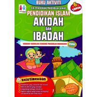 Buku Aktiviti - Pendidikan Islam - Akidah dan Ibadah (6 Tahun)