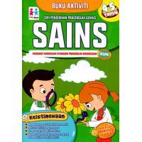 Buku Aktiviti - Sains (4-5 Tahun)