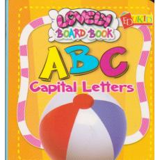 Lovely Board Book ABC Capital Letters