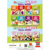 Learn And Write Skill Book ABC Capital Letters