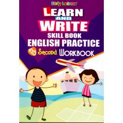 Learn And Write Skill Book English Practice