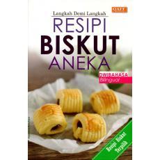 Resepi Biskut Aneka