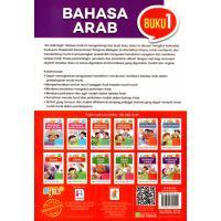 Siri Adik Bijak Bahasa Arab Buku 1
