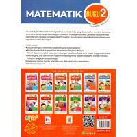 Siri Adik Bijak Matematik Buku 2