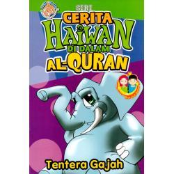 Siri Cerita Haiwan Di Dalam Al-Quran - Tentera Gajah