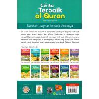 Siri Cerita Terbaik Dari Al-Quran - Nasihat Luqman Kepada Anaknya