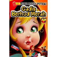 Siri Kisah Puteri - Gadis Berhud Merah