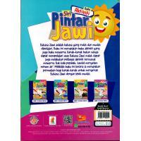 Buku Aktiviti - Siri Pintar Jawi 3