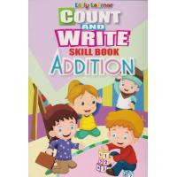 Count And Write Skill Book Addition