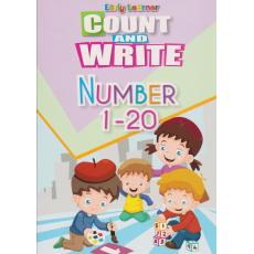 Count And Write Number 1-20