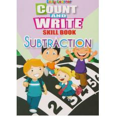 Count And Write Skill Book Subtraction