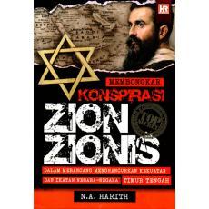 Membongkar Konspirasi Zion-Zionis Dalam Menghancurkan Kekuatan dan Ikatan Negara-Negara Timur Tengah