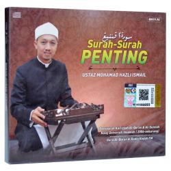 CD Surah-Surah Penting