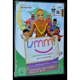 DVD Ummi Ceritalah Pada Kami Vol 7