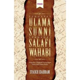 Pendapat Ulama Sunni Terhadap Salafi Wahabi