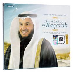 CD Surah Al Baqarah (Sheikh Misyary Rashid Al-Afasy)