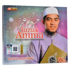 CD Juzuk Amma (Abdullah Fahmi)