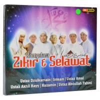 CD Kompilasi Zikir & Selawat (Various)