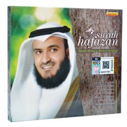 CD Surah Hafazan (Sheikh Mishary Rashid Al-Afasy)