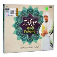 CD Zikir Pagi & Petang (Abdullah Fahmi)