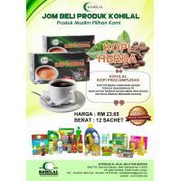 Kopi Herba Kohilal: Kopi Pracampuran Coklat