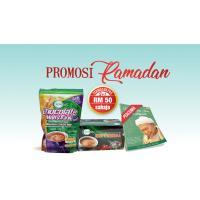 Promosi Ramadan - Minuman Coklat Malt dan Kopi Herba