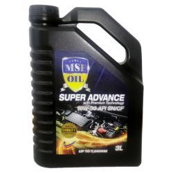 MSE Super Advance 10W30 API SN/CF 3L