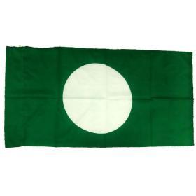 Bendera PAS (Hijau Putih)