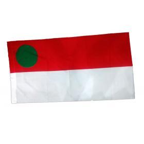 Bendera Rasmi PAS (Merah, Putih, Hijau)