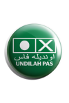 Button Badge 'Undilah PAS'