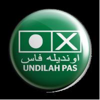 Button Badge 'Undilah PAS'