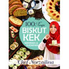 100 Resepi Biskut, Kek, Manisan dan Kudapan