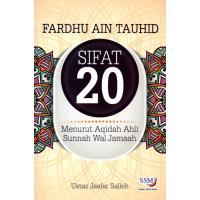 Fardhu Ain Tauhid Sifat 20 (Menurut Aqidah Ahli Sunnah Wal Jamaah)