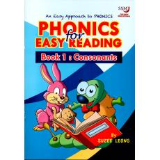 Phonics For Easy Reading - Book 1: Consonants