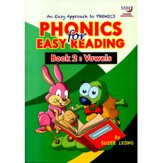 Phonics For Easy Reading - Book 2: Vowels