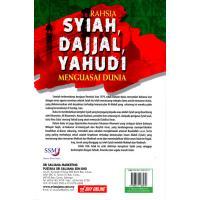 Teori Konspirasi Yahudi: Rahsia Syiah, Dajjal, Yahudi Menguasai Dunia