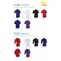 Corporate Uniform F1 Kod No F128 & F129
