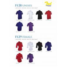 Corporate Uniform F1 Kod No F128 & F129