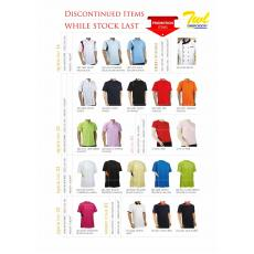 Corporate Uniform F1 Kod No. F112 & F113