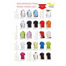 Corporate Uniform F1 Kod No. F112 & F113